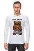 "Лонгслив ""Fash_Shops SWAG"" - медведь, swag, миша, fash"
