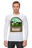 """Лонгслив """"Органик"""" - organic, farming, milk farm, органическое сельское хозяйство, cows"""