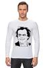 "Лонгслив ""Jack Nicholson"" - актер, джек николсон, jack nicholson"