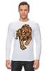 "Лонгслив ""The Lion King"" - арт, стиль, лев, lion"