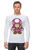 "Лонгслив ""Toadette (Mario)"""
