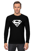 "Лонгслив ""Супермен"" - супер, supermen, s"