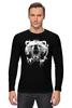 """Лонгслив """"Медвежий оскал"""" - bear, медведь, оскал"""