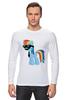 "Лонгслив ""My Little Pony - Rainbow Dash (Радуга)"" - радуга, pony, rainbow dash, mlp, пони"
