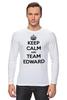 "Лонгслив ""Edward Snowden"" - америка, россия, keep calm, edward snowden, эдвард сноуден"