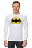 """Лонгслив """"бэтмен"""" - batman, бэтмен, dc, dc комиксы"""