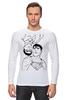 """Лонгслив """"AlterEgo"""" - comics, супермен, комиксы, superman, dc, clarkkent"""