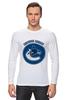 "Лонгслив ""Ванкувер Кэнакс "" - хоккей, nhl, нхл, vancouver canucks, ванкувер кэнакс"