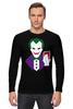 "Лонгслив ""Джокер (Joker)"" - joker, джокер"