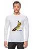 """Лонгслив """"Andy banana"""" - энди уорхол, поп-арт, банан"""
