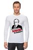 """Лонгслив """"Вова Путин"""" - путин, президент, putin, вова"""