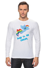 "Лонгслив ""Born to be cooler"" - rainbow dash, my little pony, friendship is magic, cooler, 20 percent cooler"