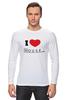 "Лонгслив ""i love House"" - сердце, любовь, сердечко, house, хаус, доктор, креативные надписи на футболках, i love"
