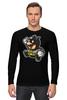 """Лонгслив """"Супер Марио"""" - batman, супергерой, денди, супер марио, super mario bros"""