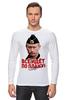 "Лонгслив ""Путин. Все идет по плану!"" - путин, президент, putin, патриотические футболки"