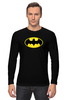 "Лонгслив ""Футболка Batman"" - бэтмен"