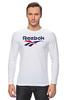 """Лонгслив """"Reebok"""" - спорт, спортсмен, sports, reebok, рибок"""