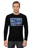 "Лонгслив ""Airliner-rc fun"" - хобби, самолет, boring, авиамоделизм"