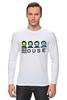 "Лонгслив ""Dr. House_3"" - house, хаус, house md, доктор хаус"