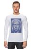 """Лонгслив """"The Icon"""" - арт, портрет, russia, мозаика, путин, президент, putin, president, икона, the icon"""