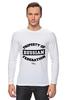 "Лонгслив ""PROPERTY OF RUSSIAN FEDERATION"" - стиль, патриот, россия, russia, путин"