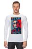 "Лонгслив ""Обама - No Hope"" - политика, обама, hope"