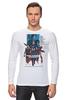 """Лонгслив """"Мстители / Avengers"""" - мстители, avengers, капитан америка, тор, kinoart"""