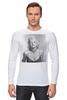 """Лонгслив """"Marilyn Monroe  """" - ретро, ню, мэрилин монро, marilyn monroe, kinoart"""