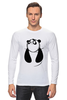 "Лонгслив ""Панда (Panda)"" - панда, panda"