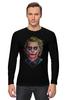 "Лонгслив ""Джокер"" - комикс, joker, джокер, супергерои, бэтмен"