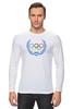 """Лонгслив """"Sochi 2014"""" - olympic games, sochi 2014, сочи 2014, олимпийские игры"""