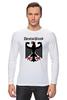 """Лонгслив """"Германия"""" - страны, герб, символика, германия"""