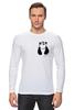 """Лонгслив """"Панда в Кармане"""" - панда, panda, карман"""