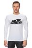 """Лонгслив """"Arctic Monkeys"""" - uk, arctic monkeys, indie rock, инди-рок, арктические мартышки"""