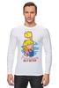 "Лонгслив ""Принцесса Пич (Марио)"" - марио, princess peach"