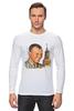"Лонгслив ""Гагарин"" - гагарин, космонавт, yuri gagarin, герой советского союза"