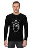 "Лонгслив ""Nirvana group t-shirt"" - гранж, nirvana, kurt cobain, курт кобейн, нирвана"