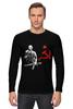 """Лонгслив """"Ленин"""" - ссср, революция, lenin, ленин"""