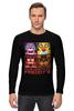 "Лонгслив ""Пять ночей у Фредди (Five Nights at Freddy's)"" - пять ночей у фредди, five nights at freddy's"