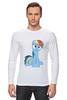 """Лонгслив """"my little pony"""" - pony, mlp, my little pony, пони, swag"""