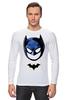 """Лонгслив """"Маска Бэтмена"""" - batman, бэтмен"""