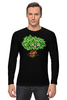 "Лонгслив ""iCalistini The Life Tree Дерево Жизни"" - счастье, tree, дерево жизни, icalistini"