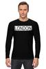 """Лонгслив """"""""LONDON"""""""" - london, город, лондон"""