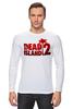 "Лонгслив ""Dead Island 2"" - zombie, зомби, кровь, ужасы, dead island 2"