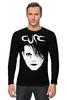 "Лонгслив ""The Cure"" - музыка, группы, the cure, cure, готик рок"