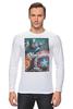 "Лонгслив ""Мстители / Avengers"" - мстители, avengers, капитан америка, captain america, kinoart"