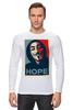 "Лонгслив ""Anonimus (Obey)"" - anonymous, аноним, hope, надежда"