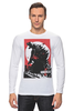 "Лонгслив ""Godzilla "" - кино, динозавры, годзилла, godzilla, kinoart"