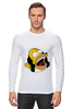 "Лонгслив ""Homer Simpson"""