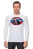 """Лонгслив """"Путин/Бить надо первым"""" - россия, russia, путин, президент, putin"""